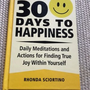 Daily meditations book from Ellen's Be Kind Box